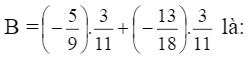 bài tập toán lớp 7