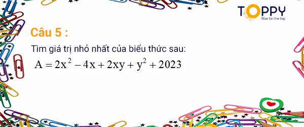 Đề thi toán lớp 8 học kỳ 1