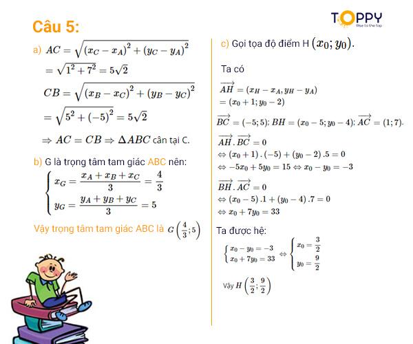 đề thi học kì 1 môn toán