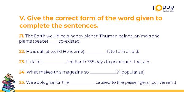 Đề thi tiếng Anh lớp 8 học kì 2