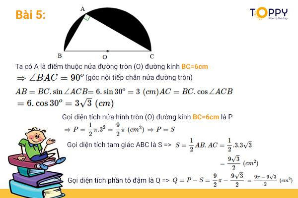 đề thi toán 9 học kì 2